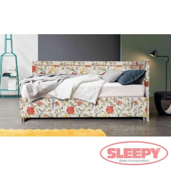 Кровать с выдвижными ящиками Бибионе