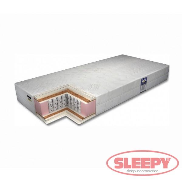 Пружинный матрас премиум класса Ideal Duo GOLD - Avelanto SLEEPY