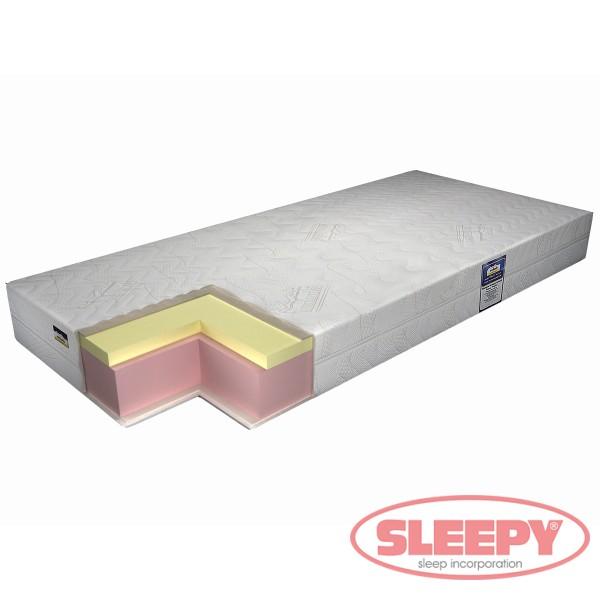 Безпружинний ортопедичний матрац Profillo SLEEPY