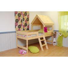 Ліжко для дитини Будиночок